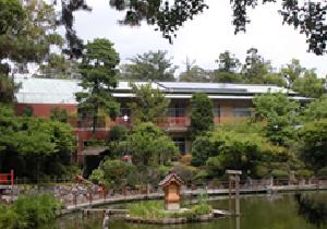 設置施設:神社