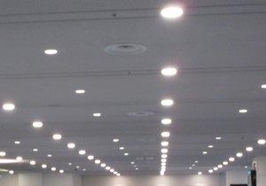 太陽光発電システムおよびLED照明の設置
